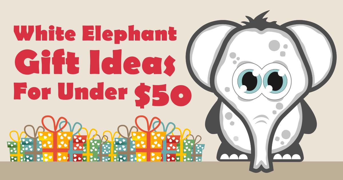white elephant gift ideas for under 50. Black Bedroom Furniture Sets. Home Design Ideas