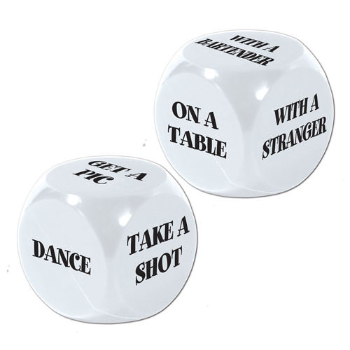 Birthday Decision Dice