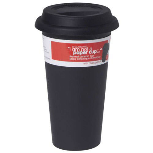 Chalkboard Thermal Mug