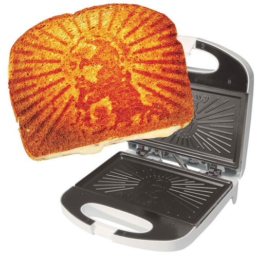 Cheesus Sandwich Press