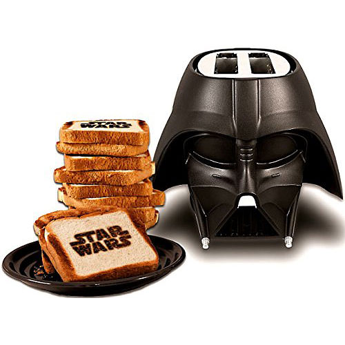 Dart Vader Toaster
