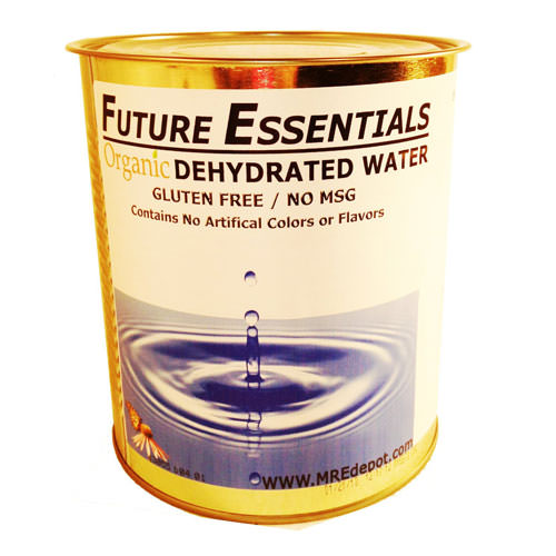 Organic Dehydrated Water